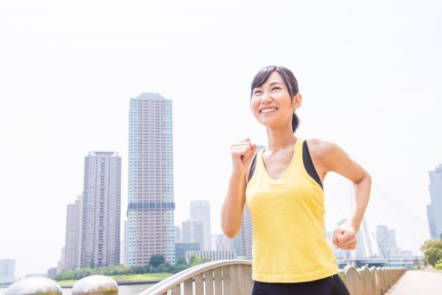 一見健康に良さそうなランニングも活性酸素発生の原因に?